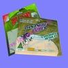 high barrier custom logo reclosable laminated zip lock soft bait package bag