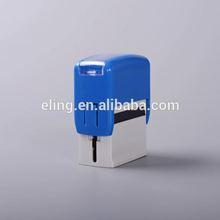 Plastic Self inking Stamp hot stamping