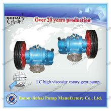 LC series high viscosity lobe pump for glass glue