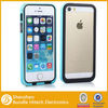 Colorful TPU + Plastic Bumpers for iPhone 5/Case, for iPhone 5 Bumper case, for iphone5s bumper case