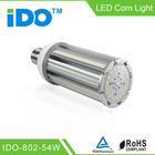 Ce Rohs E27 54w led corn lighting bulb