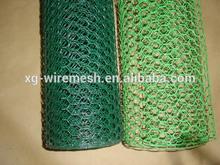 (Factory) PVC Chicken Coop Galvanized Wire Mesh
