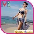 multicolored sarong animal print swimwear brand name bikini