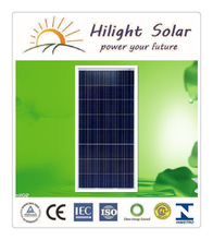 High quality 185w Solar Panel with Tuv Iec Ce Cec Iso Inmetro