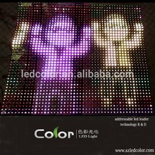 Led Display/flexible led video curtain/flexible led curtain