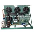 jg série deep freezer unidade com 2 bitzer compressor de estágio
