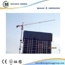 Stationary 18 ton tower cranes lifting equipment