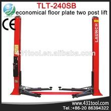 Professional and better value LAUNCH TLT 240SB Hydraulic mini auto car lift used