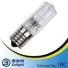 Mini 3W 254nm ultra violet c sterilization bulb for hairdressing equipment