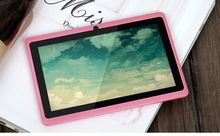 Cheap High-End 7 inch factory direct kids pc tablet