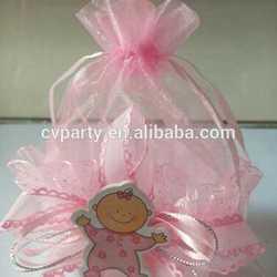 plastic nursing bottle of Shower Gift for baby party how long to sterilize baby bottles