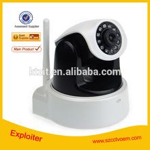 IR-Cut Home wireless h.264 p2p onvif hd 720p ip camera/network ip camera
