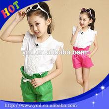 new designed summer fashion children's t shirts