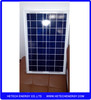 Polycrystalline 20watt high efficient pv solar panel from China
