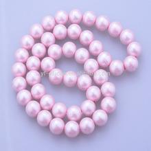 100% FDA silicone pearl bead necklace