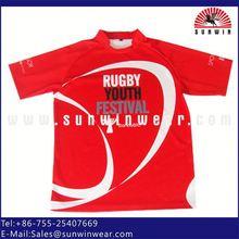 kids rugby wear./Cardigan Rugby Jerseys