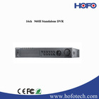 hikvision dvr recorder with 32ch 960h input
