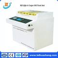 Hzjq equipo utilizado para transformerdielectric de pruebas de fuerza 0-80kv seis tazas de aceite automático de aceite de aislamiento kit de prueba