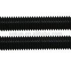 b7 thread rod black color carbon steel