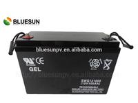 Bluesun full certificate cheap factory shipping 12v 200ah best deep cycle battery