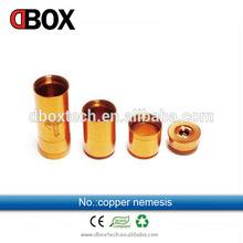 China wholesale e cigarette mechanical mod nemesis mod,DBOX factory