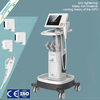 3 years warranty salon equipment / HIFU lifting system/ anti-wrinkle HIFU Beauty Machine