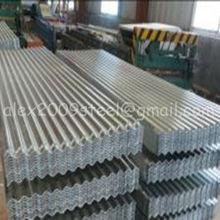 Building material zinc aluminium iron metal roofing tile in nigeria