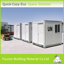Economical Movable Mobile Office Container Used