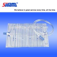 Medical potable hospital portable adult urine collection bag