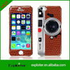 Hot selling product guangzhou mobile skin for iphone 5 skin luxury