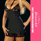 Hot selling high quality most popular transparent plastic lingerie