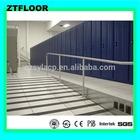 Computer room/data center/server room antistatic raised access floor tile