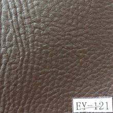 China embossed PVC Synthetic leather for 4 sets leather chairs sofa furniture