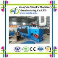 Automático pesado ggabion máquina/4300mm max malha de tecelagem largura pesados máquina de gabião