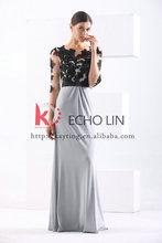 2014 new products description of evening dress cotton evening dress porn