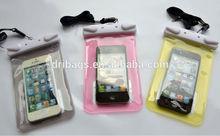 Waterproof Case for Samsung Galaxy S5/ Samsung Note 3 / 2/ Samsung Galaxy MEGA/ HTC One M8