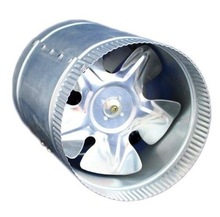 Exhaust Ducting Booster Fan Inline Blower