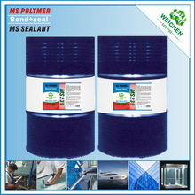 Excellent performance water abaorbent MS polymer adhesive auto glass silicone sealant