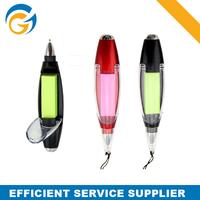 Fancy Style New Best Selling Cheap Fat Ballpoint Pens Short Ball Pen