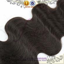 feeling Brazillian / Malaysian / Indian Virgin Remy Hair Weft /Combodian Human Hair Weave