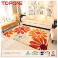 modernes design Boden flower soft Zuhause dekorative hohe qualität blume teppich für kinder