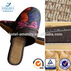 customed high quality 5 stars hotel sheepskin slipper woman
