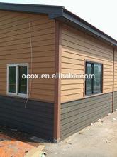 OCOX WPC outdoor wall cladding/exterior wall decking