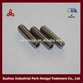 Hex açoinoxidável 304/316 parafuso socket todos os modelos de xícara ponto din916