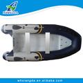 china ce certificado de fabricación de aluminio de control remoto cebo de pesca en barco