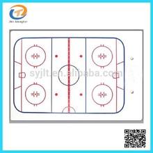sports magnetic ice hockey coach board