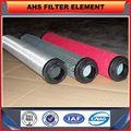 AHS- sinterizzazione- 546 filtrazione ad alta efficienza/conveniente micron filtro feltro