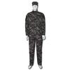 Digital Urban camouflage military civil war uniform