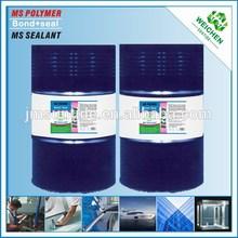 good viscosity multiple adhesive MS polymer adhesive silicone sealant price