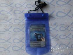 Contemporary stylish durable waterproof duffel bag
